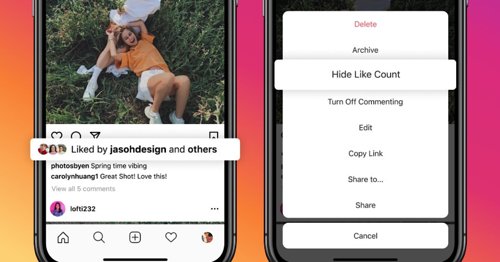 Facebook & Instagram Users Can Hide Their Like Counts via @sejournal, @MattGSouthern