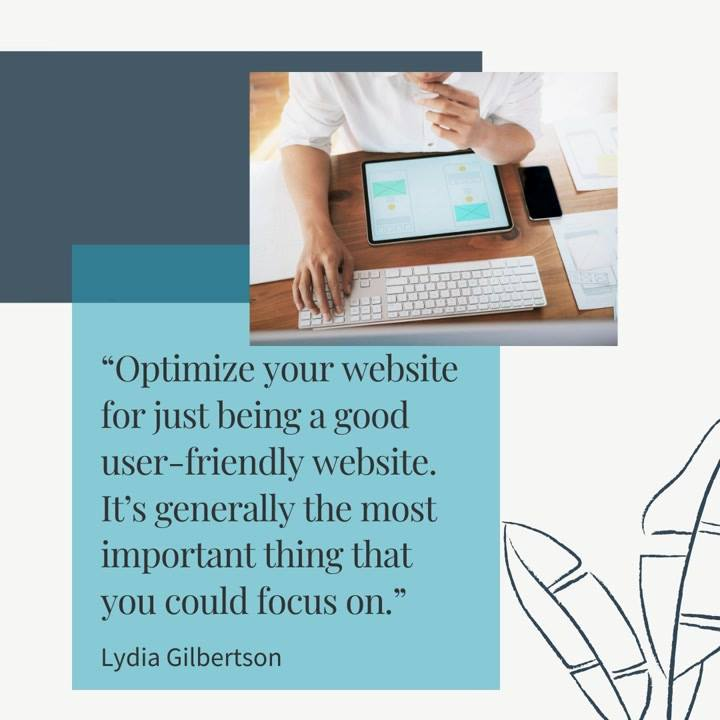 A website that is accessible and easy for all to explore means your business's potential is unlimited....