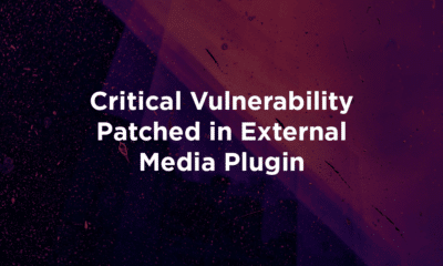 Critical Vulnerability Patched in External Media Plugin