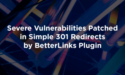 Severe Vulnerabilities Patched in Simple 301 Redirects by BetterLinks Plugin