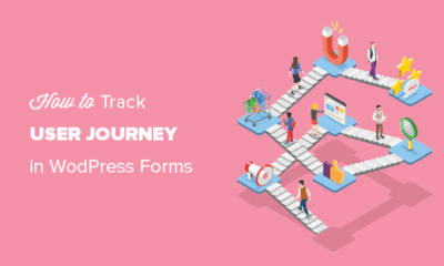 """Tracking user journey allows you to see exactly which pages your visitors view before they fill out a form on your website. This information can help..."