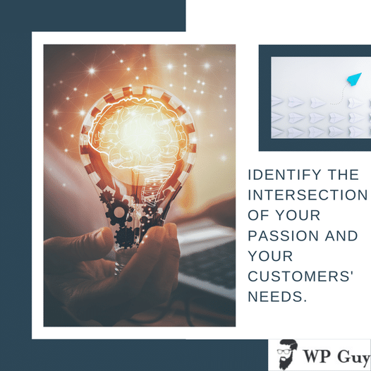 You can make great things happen when you find the intersection of passion and your community's needs. Contact WP Guy for help managing your website t...