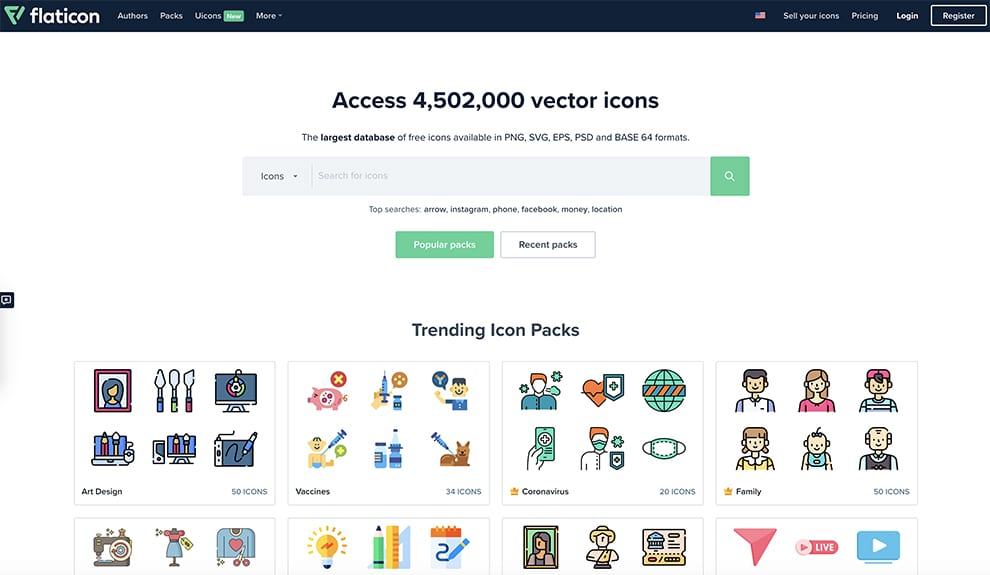 flaticon best free icons on the web