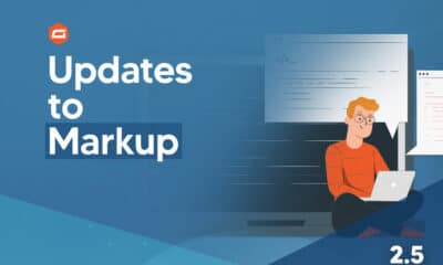 Introducing the New 2.5 Features: Updates to Markup