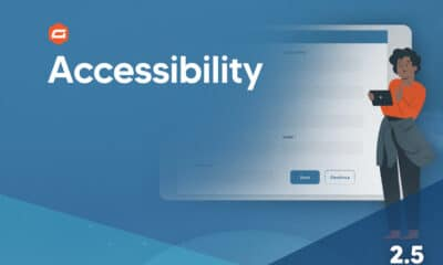 Introducing the New 2.5 Features: Accessibility