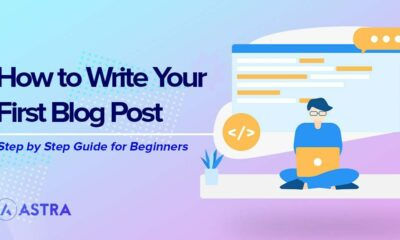 Chapter 10: How to Write Your First Blog Post