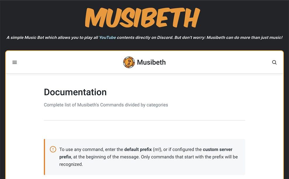 musicbeth bot