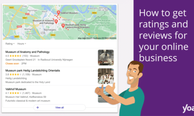How to get ratings and reviews for your online business