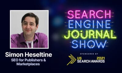 SEO for Publishers and Marketplaces with Simon Heseltine - Ep. 227 via @sejournal, @brentcsutoras