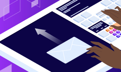 Yahoo SMTP settings, featured image, illustration.