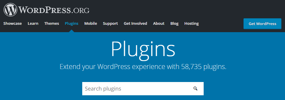 wordpress vs blogger plugins