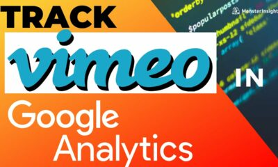 How to Track Vimeo Videos in Google Analytics? (Step-by-Step)