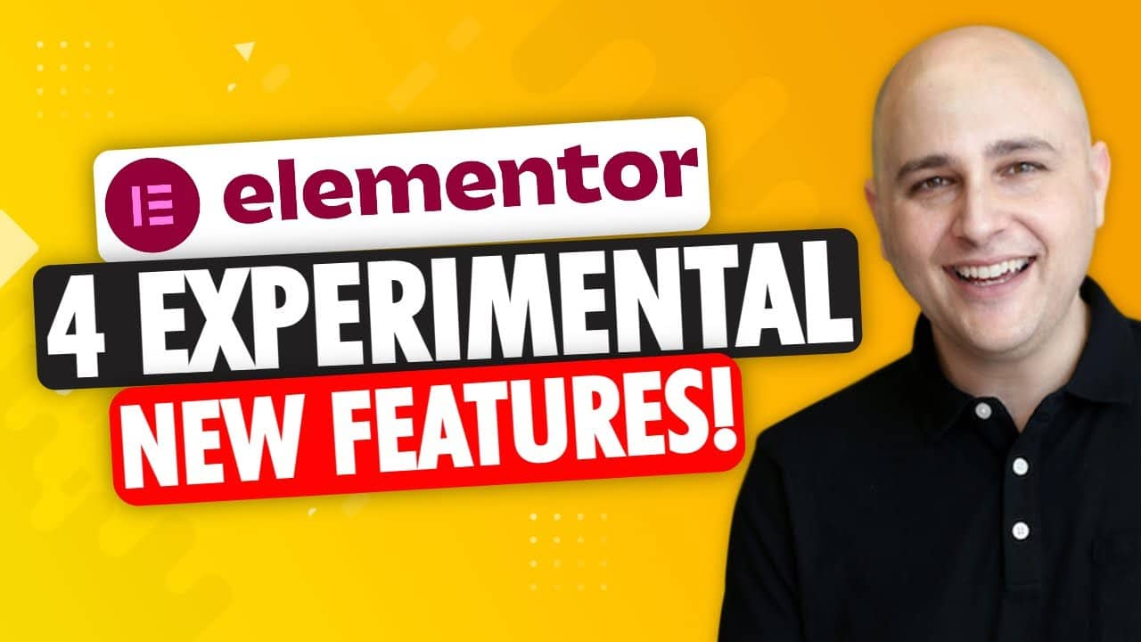 4 NEW Elementor Features To Change How You Build Websites - One You Have Been Begging For