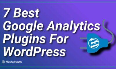 7 Best Google Analytics Plugins For WordPress