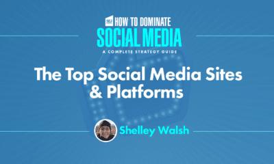 The Top 10 Social Media Sites & Platforms 2021 via @sejournal, @theshelleywalsh