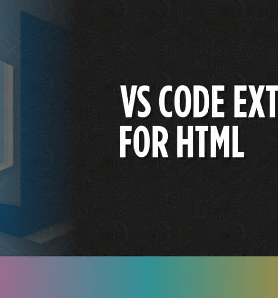 VS Code Extensions for HTML