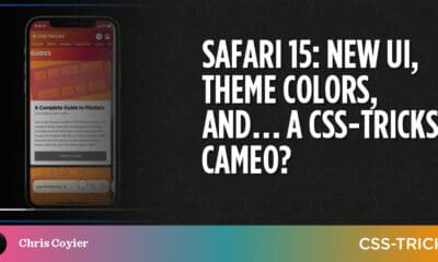 Safari 15: New UI, Theme Colors, and… a CSS-Tricks Cameo!