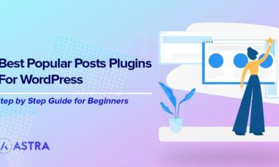 9 of the Best Popular Posts Plugins for WordPress