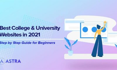 20 of the Best College and University Websites in 2021
