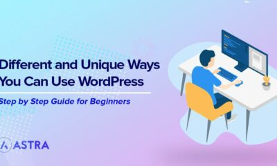 Over 40 Different and Unique Ways You Can Use WordPress