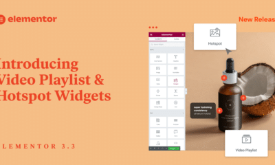 Engage Your Website Visitors With the New Video Playlist & Hotspots Widgets