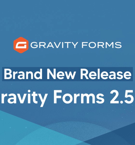 Gravity Forms 2.5.5