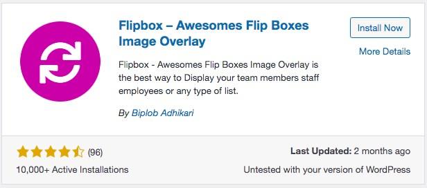 Install Flipbox plugin