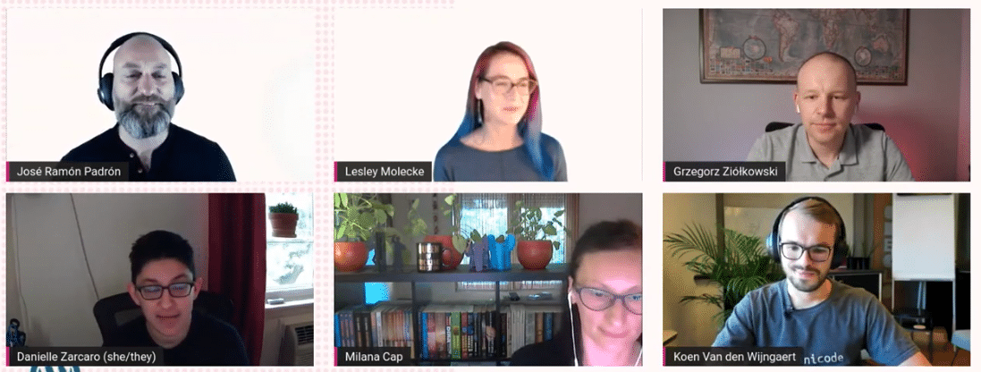 WordCamp Europe: Full-Site Editing Panel discussion