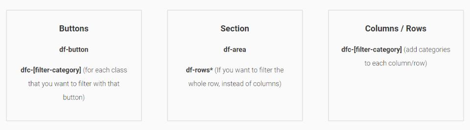 Using Divi Filter