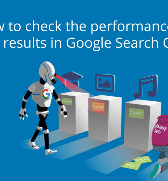 How to check the performance of your rich results in Google Search Console