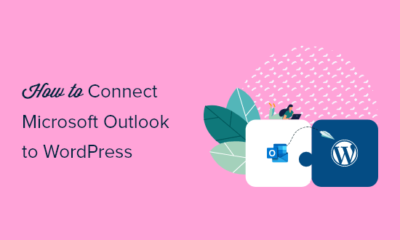 Connect Microsoft Outlook to WordPress