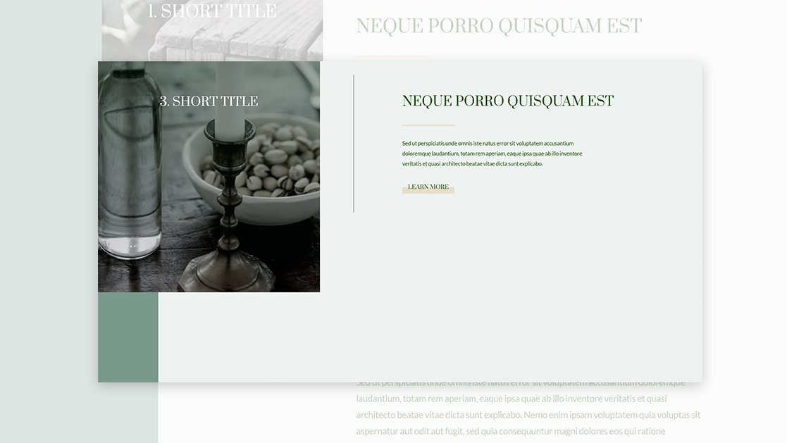 How to Effortlessly Combine Scroll Effects & Sticky Options in Your Divi Design