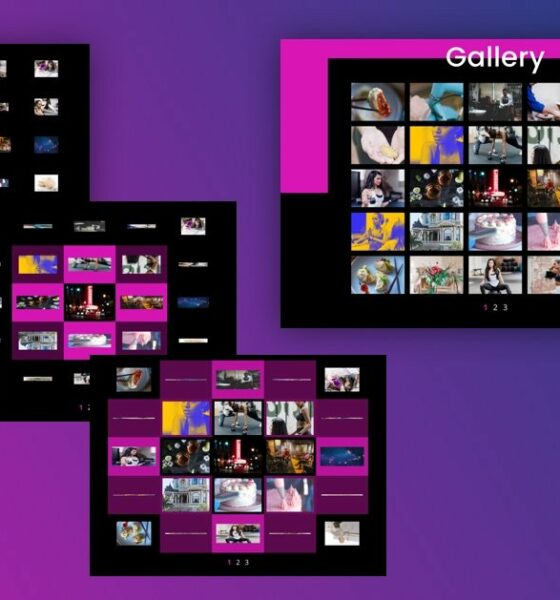 How to Add Grid Staggering Animation to an Image Gallery in Divi