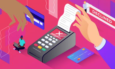 List of Credit Card Declined Codes, featured image, illustration.