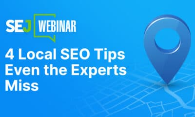 4 Local SEO Tips Even the Experts Miss [Webinar] via @sejournal, @hethr_campbell
