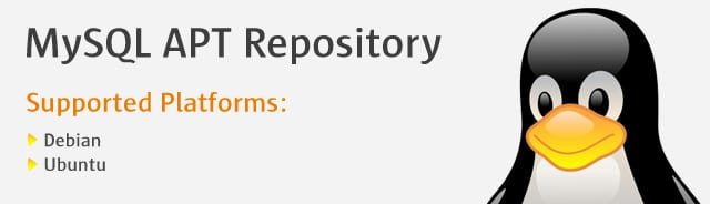 MySQL APT Repository