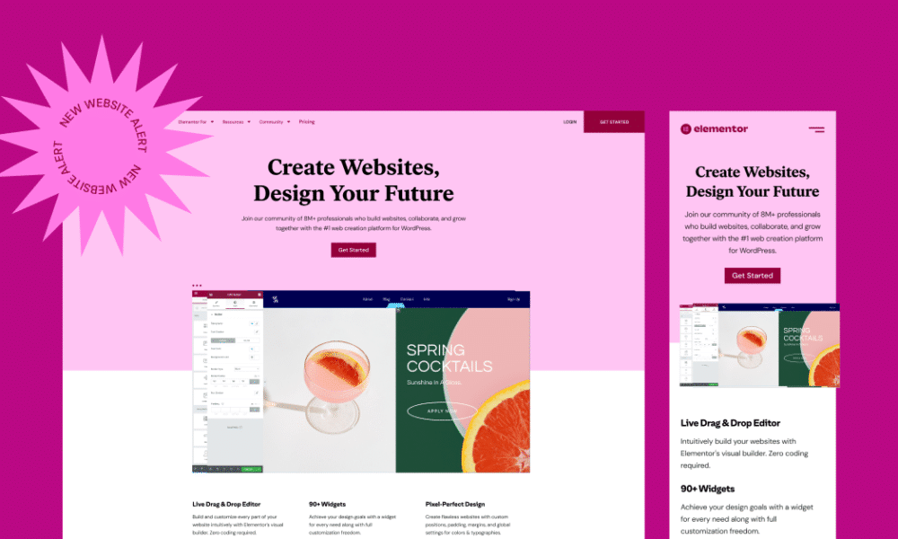 Our Website Got a Whole New Look!