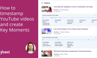 How to timestamp YouTube videos and create Key Moments