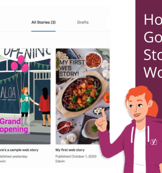 How to build Google Web Stories in WordPress
