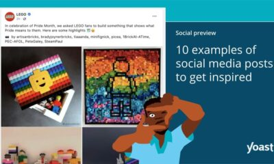 10 examples of social media posts to get inspired