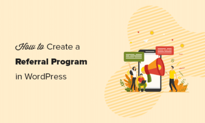 Creating a referral program in WordPress
