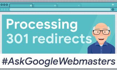 Processing 301 redirects #AskGoogleWebmasters