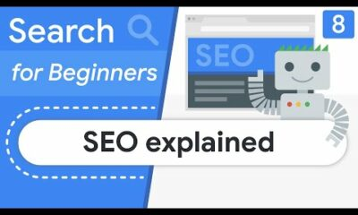 SEO explained | Search for Beginners Ep 8