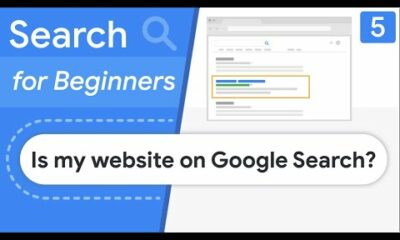 Is my website showing in Google Search? | Search for Beginners Ep 5