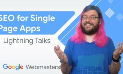 SEO for Single Page Apps | WMConf Lightning Talks