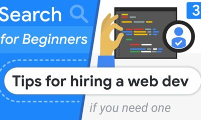 Tips for hiring a web developer (if you need one)  | Search for Beginners Ep 3