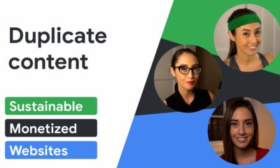 Duplicate content (and what to do with it) | Sustainable Monetized Websites