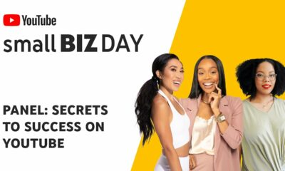 Panel Discussion: Secrets to Success on YouTube