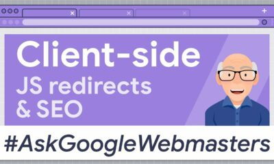 Client-side JS Redirects: Can Googlebot Detect Them? #AskGoogleWebmasters