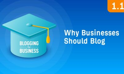 Blogging for Business: What Should You Focus On? [1.1]